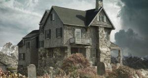 Slade House von David Mitchell