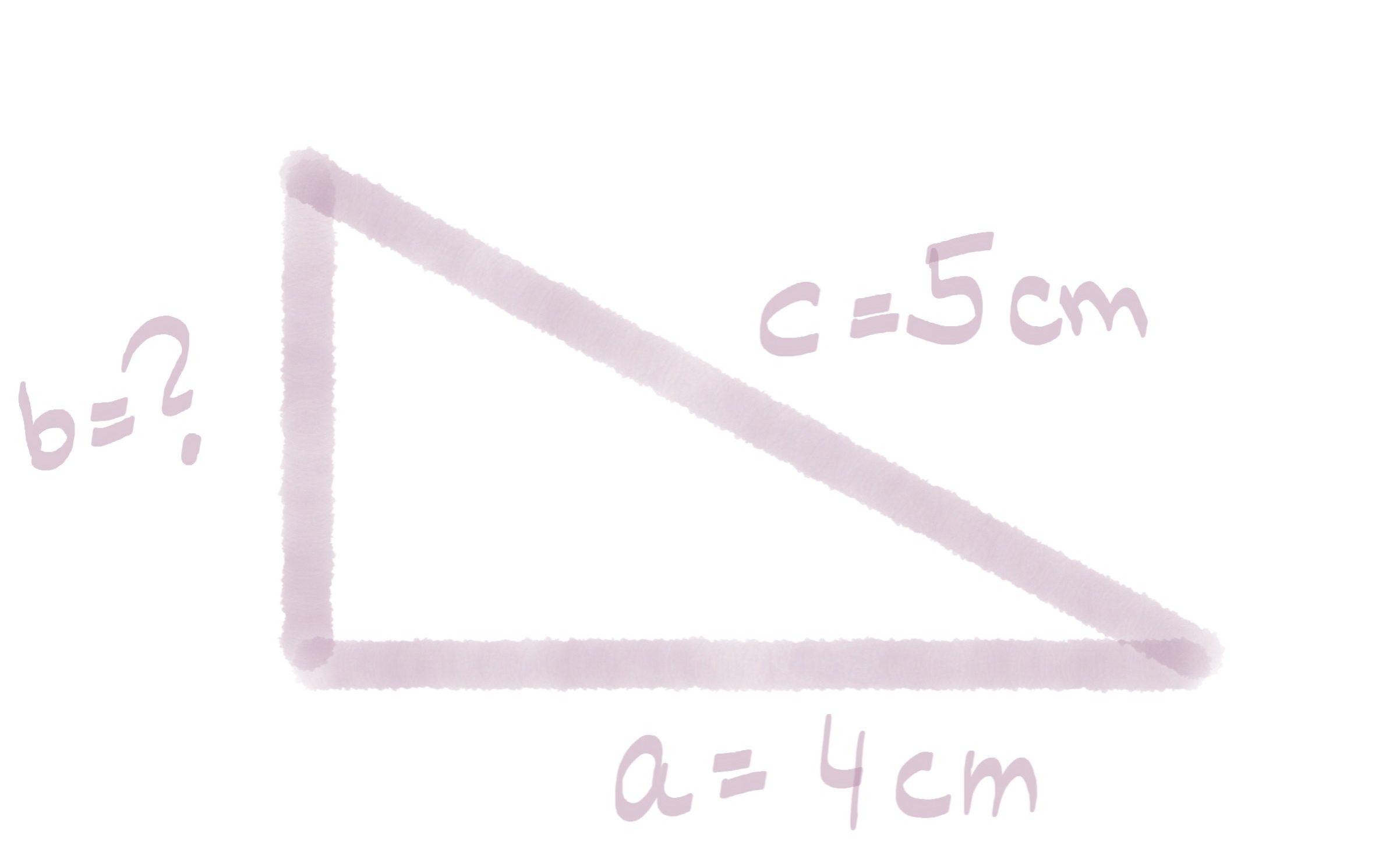 der satz des pythagoras - trigonometrie bei nachgeholfen.de