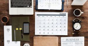 Zeit fürs Lernen durch Zeitmanagement