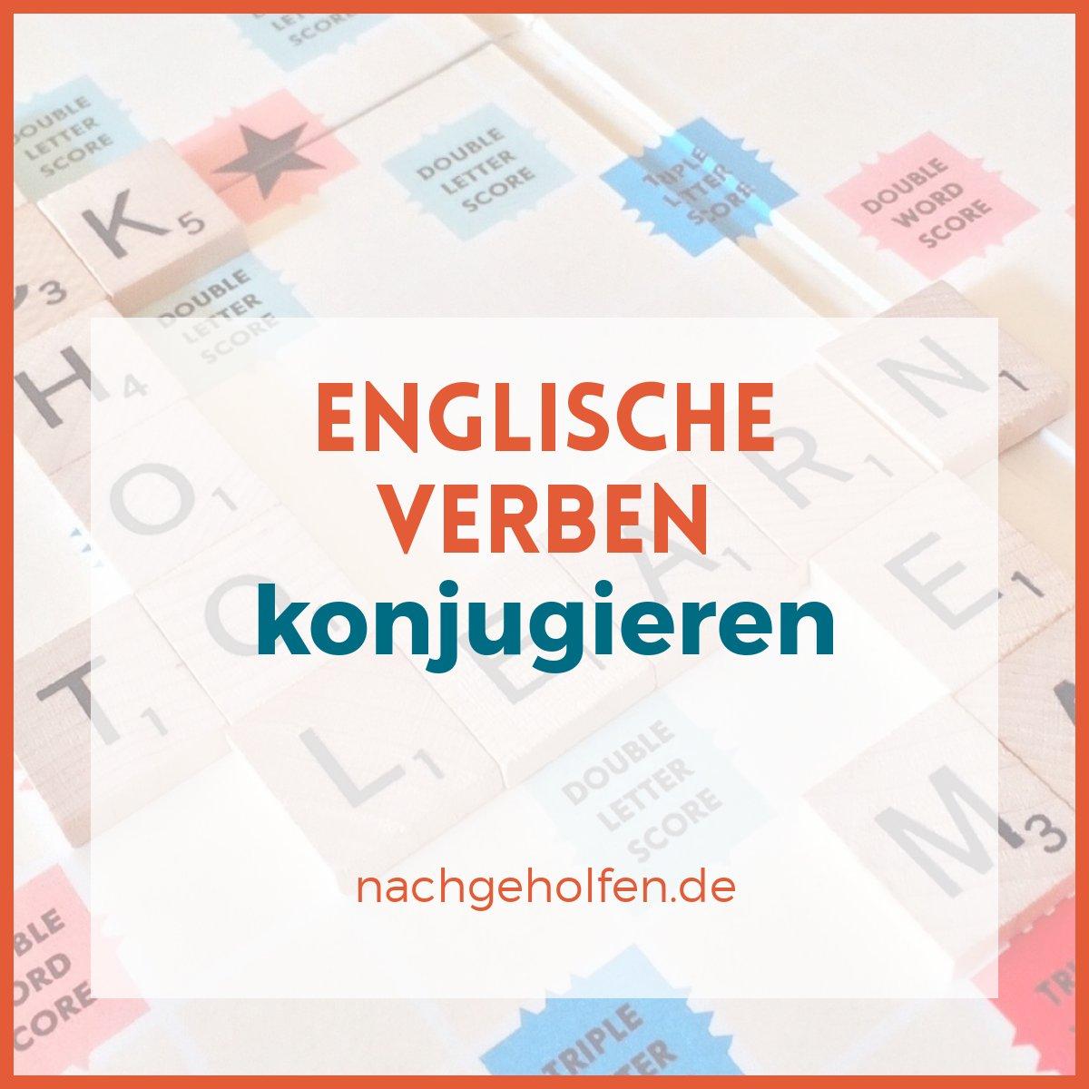 Alle Unregelmäßige Verben Englisch