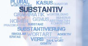 Substantivierung Nominalisierung