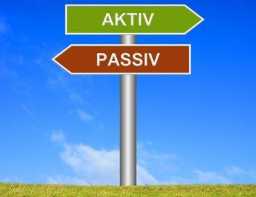 Aktiv und Passiv