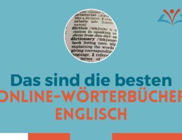 Online-Wörterbücher Englisch