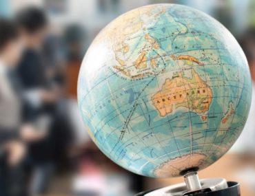 Englische Vokabeln Geographie