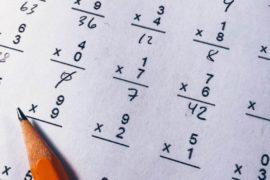Schriftlich multiplizieren - so geht's