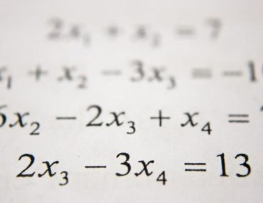 Arten von Gleichungen