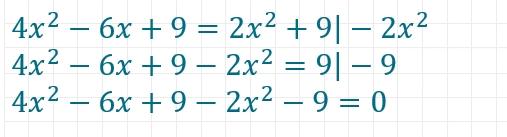 pq-Formel Beispiel 1 Teil 1