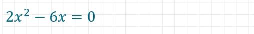 pq-Formel Beispiel 1 Teil 2