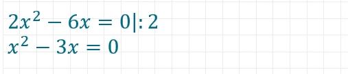 pq-Formel Beispiel 1 Teil 3