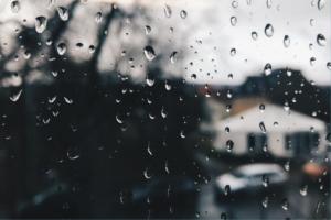 Entstehung von Regen